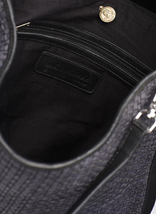 Sacs à main Dragon Diffusion JANE BAG Noir vue derrière