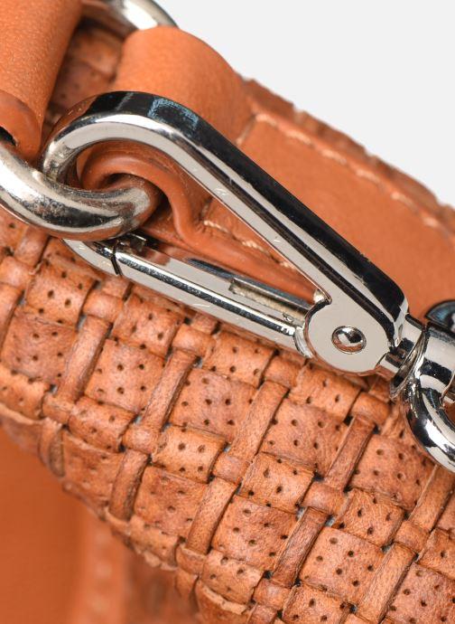 Handtassen Dragon Diffusion JANE BAG Bruin links