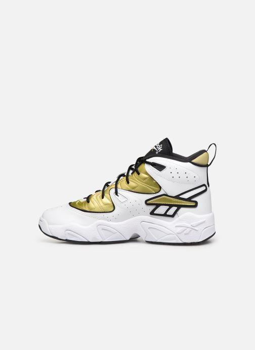 Baskets Reebok Avant Guard Blanc vue face