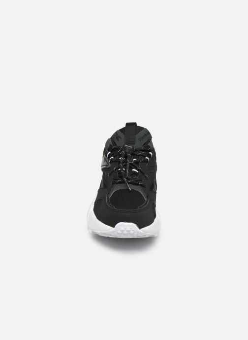Baskets Reebok Aztrek Double Mix W Noir vue portées chaussures