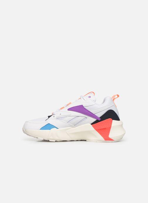 Sneakers Reebok Aztrek Double Mix W Bianco immagine frontale