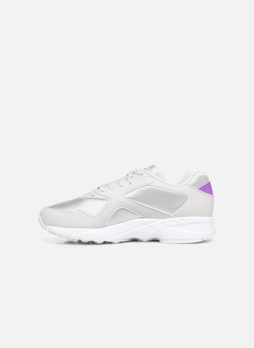 Baskets Reebok Torch Hex W Gris vue face