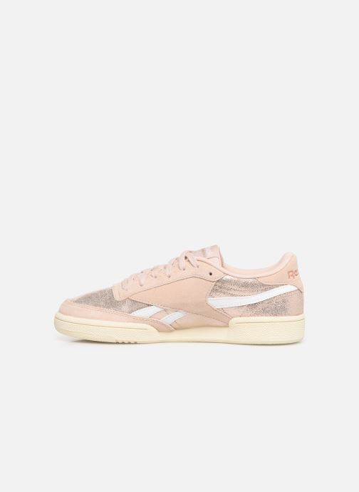 Trainers Reebok Club C Revenge W Pink front view