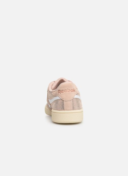 Trainers Reebok Club C Revenge W Pink view from the right