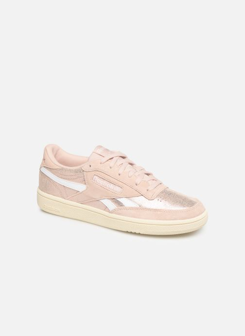 Trainers Reebok Club C Revenge W Pink detailed view/ Pair view
