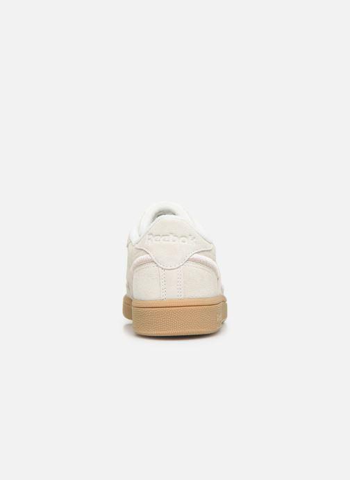 Sneakers Reebok Club C Revenge W Wit rechts