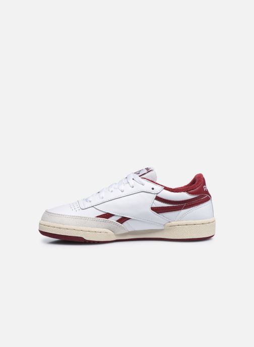 Baskets Reebok Club C Revenge W Blanc vue face