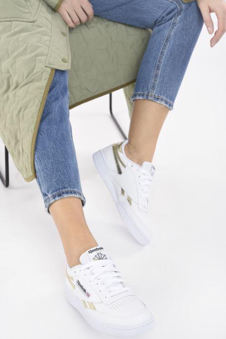 Sneakers Reebok Club C Revenge W Bianco immagine dal basso