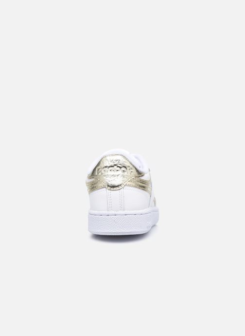 Sneakers Reebok Club C Revenge W Bianco immagine destra