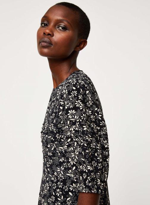 Vêtements Free People JESSIE MIDI Noir vue face