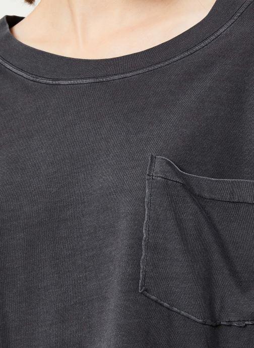 Vêtements Free People AUSTIN LONG SLEEVE Noir vue face