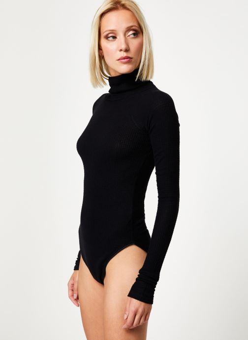 Vêtements Free People ALL YOU WANT BODYSUIT Noir vue droite