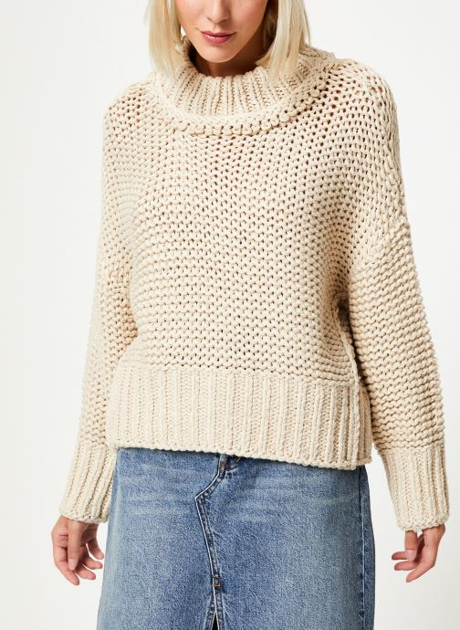 Vêtements Free People MY ONLY SUNSHINE Beige vue droite