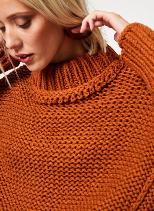 Vêtements Free People MY ONLY SUNSHINE Orange vue face