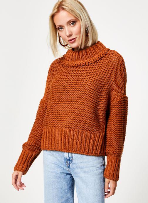 Vêtements Free People MY ONLY SUNSHINE Orange vue droite