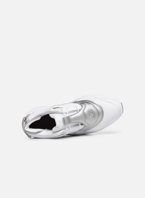 Sneakers Reebok Answer V Bianco immagine sinistra