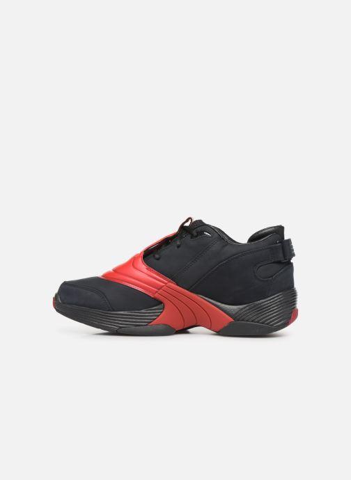 Sneaker Reebok Answer V schwarz ansicht von vorne