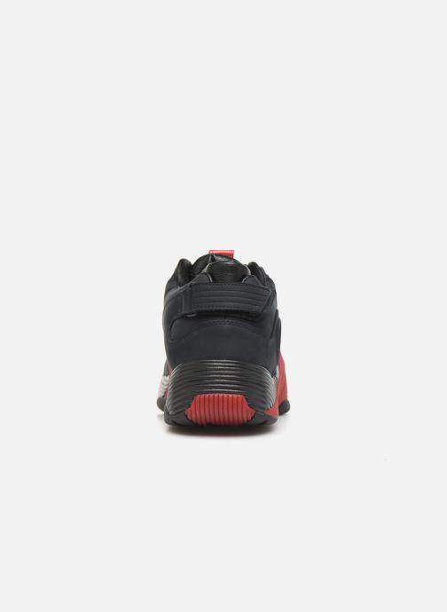 Sneakers Reebok Answer V Nero immagine destra