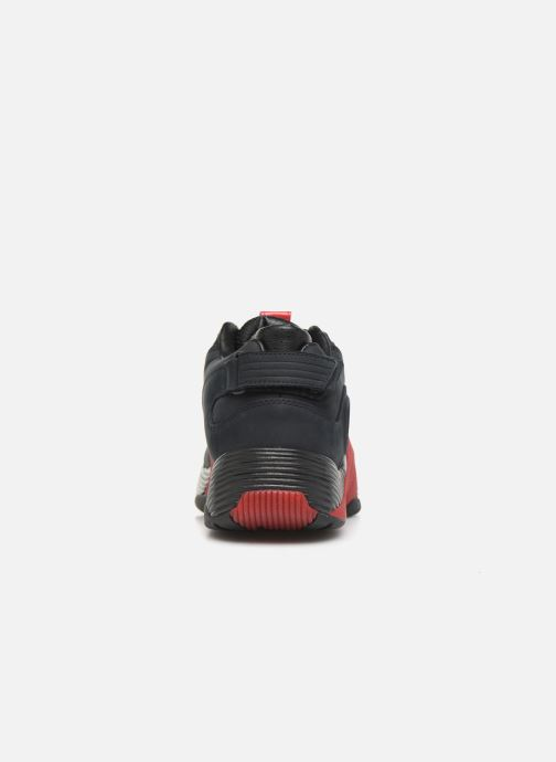 Sneaker Reebok Answer V schwarz ansicht von rechts
