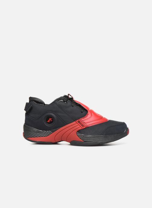 Sneaker Reebok Answer V schwarz ansicht von hinten