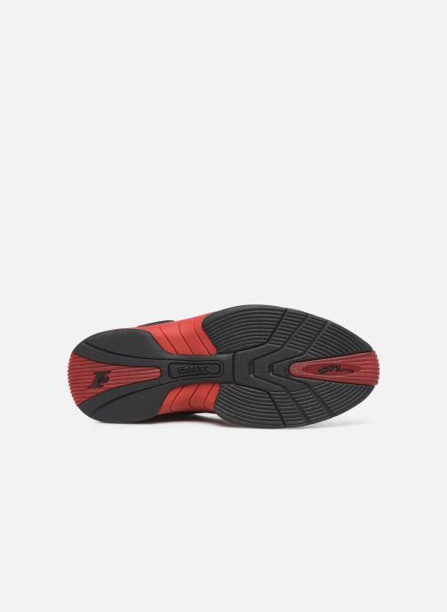 Sneaker Reebok Answer V schwarz ansicht von oben