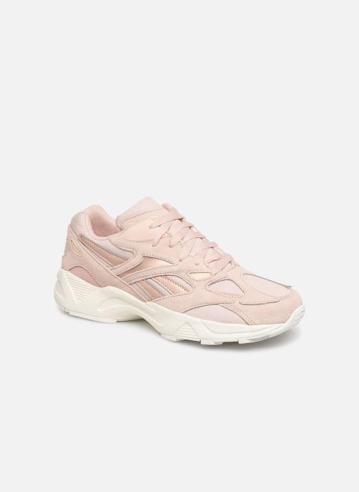 Sneakers Reebok Aztrek 96 W Rosa vedi dettaglio/paio