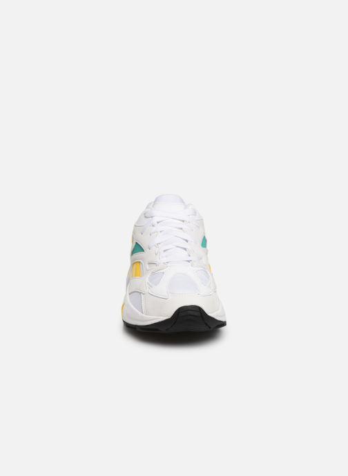 Sneakers Reebok Aztrek 96 W Bianco modello indossato