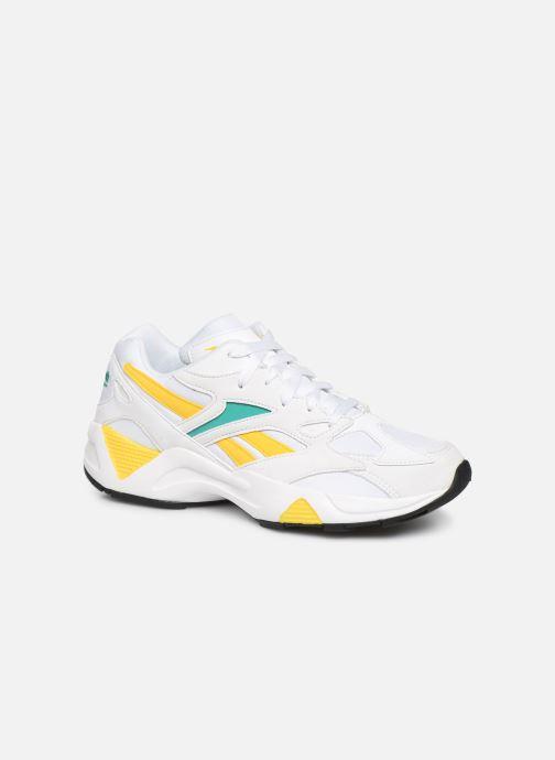 Sneakers Reebok Aztrek 96 W Hvid detaljeret billede af skoene