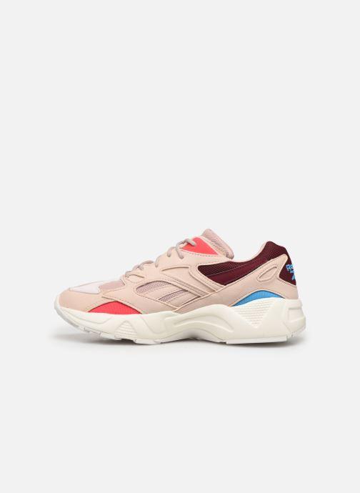 Sneaker Reebok Aztrek 96 W rosa ansicht von vorne