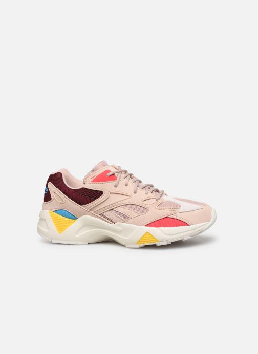 Sneaker Reebok Aztrek 96 W rosa ansicht von hinten