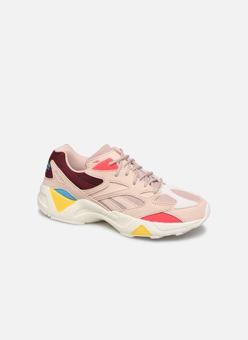 Sneaker Reebok Aztrek 96 W rosa detaillierte ansicht/modell