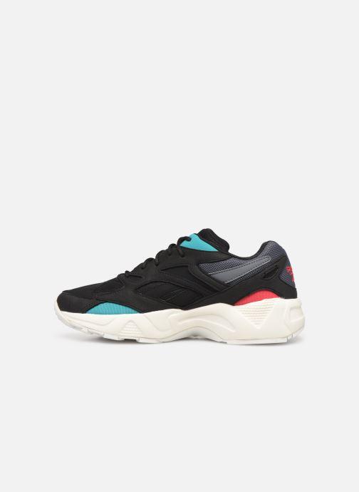 Sneakers Reebok Aztrek 96 W Nero immagine frontale