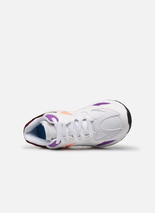 Trainers Reebok Aztrek 96 W White view from the left