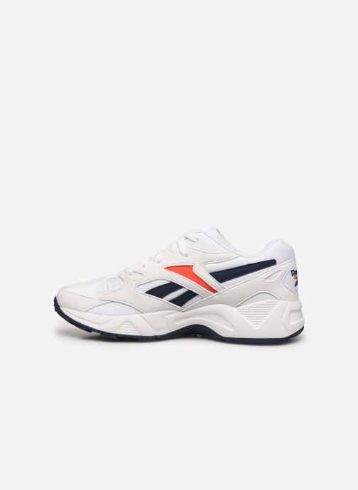 Sneaker Reebok Aztrek 96 W weiß ansicht von vorne