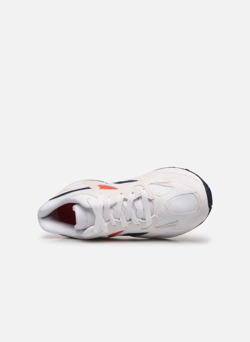 Sneaker Reebok Aztrek 96 W weiß ansicht von links