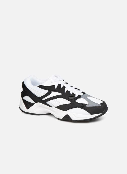 Sneakers Reebok Aztrek 96 Hvid detaljeret billede af skoene