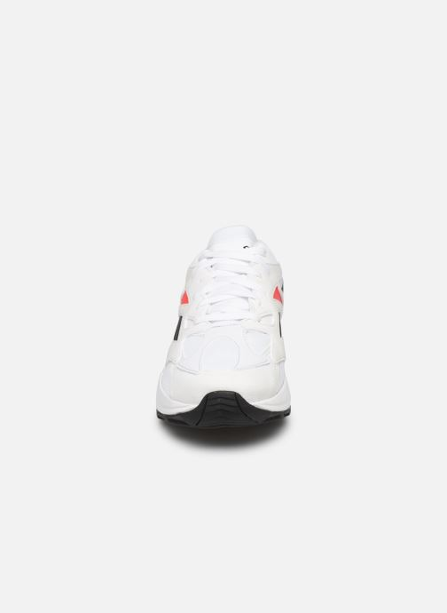 Baskets Reebok Aztrek 96 Blanc vue portées chaussures