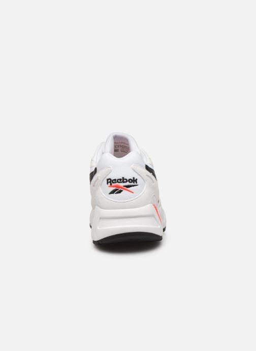 Sneakers Reebok Aztrek 96 Wit rechts