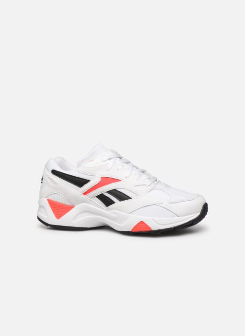 Sneakers Reebok Aztrek 96 Wit achterkant