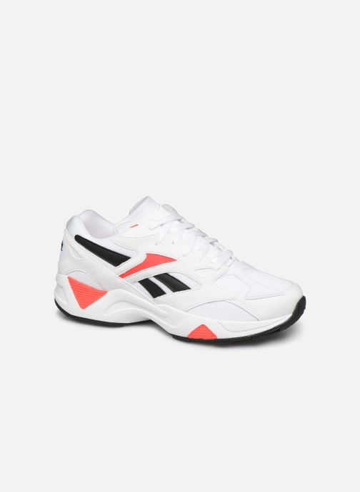 Sneakers Reebok Aztrek 96 Wit detail