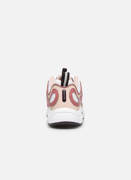 Sneakers Reebok Daytona Dmx II Rosa immagine destra