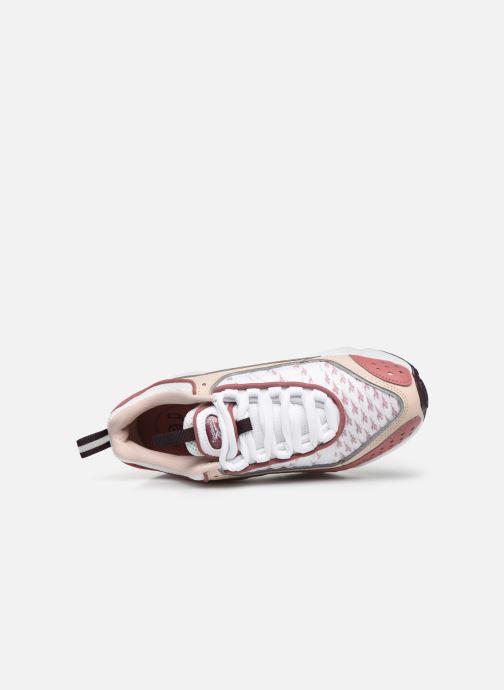 Sneakers Reebok Daytona Dmx II Rosa immagine sinistra