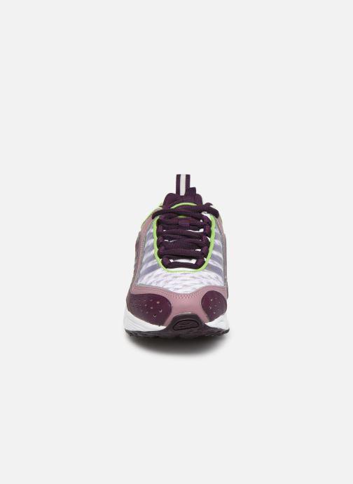 Baskets Reebok Daytona Dmx II Violet vue portées chaussures