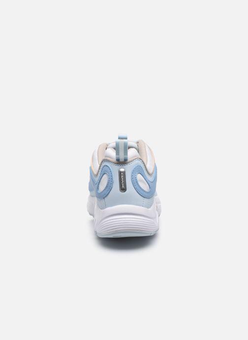 Sneaker Reebok Daytona Dmx II weiß ansicht von rechts