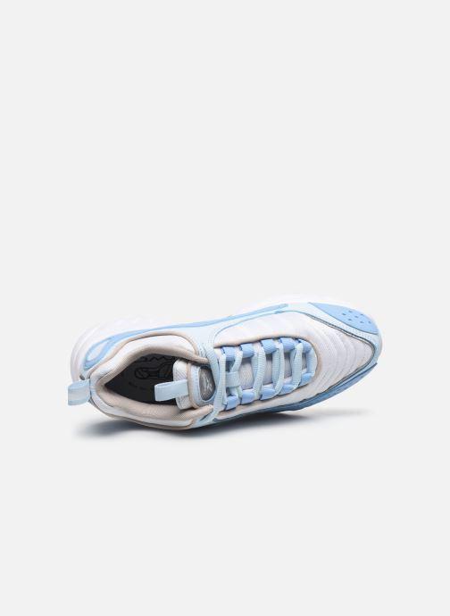 Sneaker Reebok Daytona Dmx II weiß ansicht von links