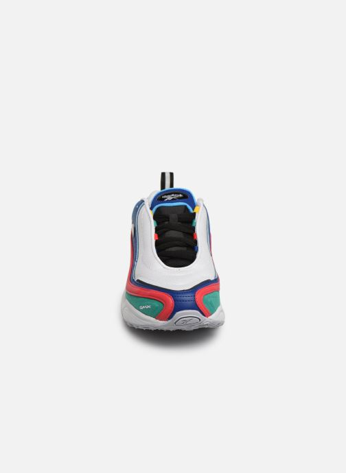 Baskets Reebok Daytona Dmx Multicolore vue portées chaussures
