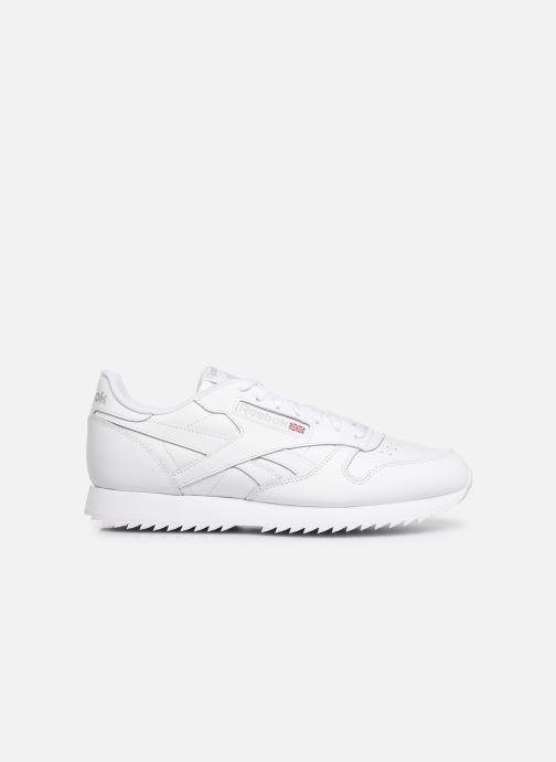 Sneaker Reebok Classic Leather Ripple Mu weiß ansicht von hinten