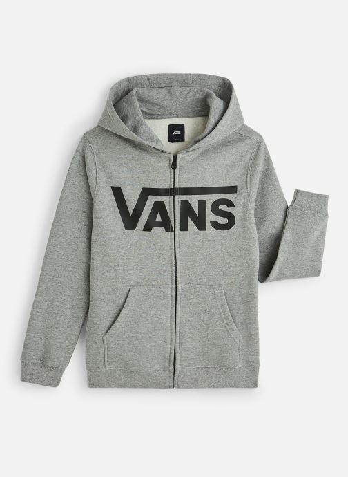 Vêtements Vans Classic Zip Hoodie Ii Boys Gris vue détail/paire