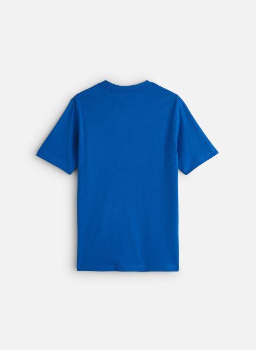 Vêtements Vans Print Box Boys Bleu vue bas / vue portée sac