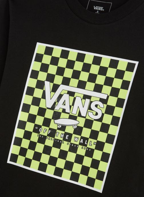Kleding Vans Print Box Ls Boys Zwart model